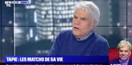 """""""Je n'ai jamais vu une horreur pareille"""" : Bernard Tapie dézingue BFMTV et le documentaire qui lui est consacré"""
