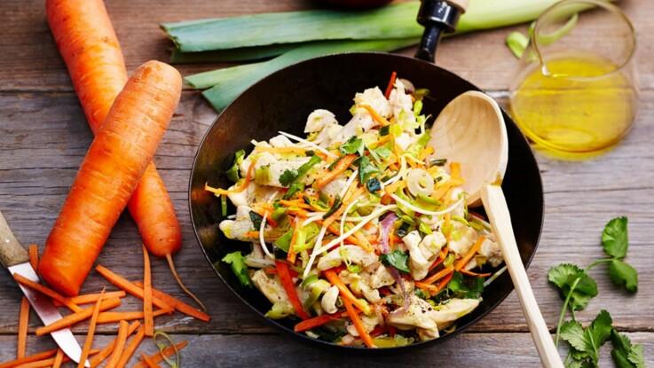 Cuisson(s) au wok, tout savoir pour bien les réussir