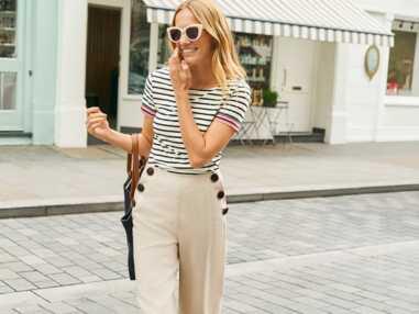 Pantalons taille haute : 15 modèles élégants et tendance qui changent du jean