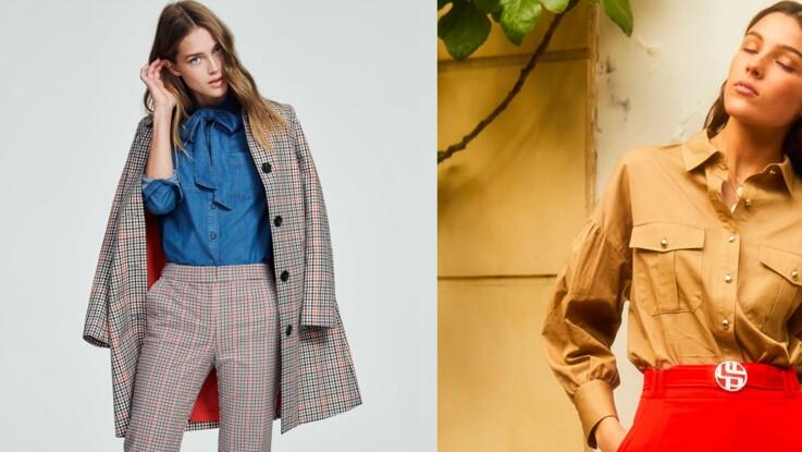 Chemises, blouses, petits hauts : top 20 des nouveautés printemps-été 2020 à porter dès maintenant