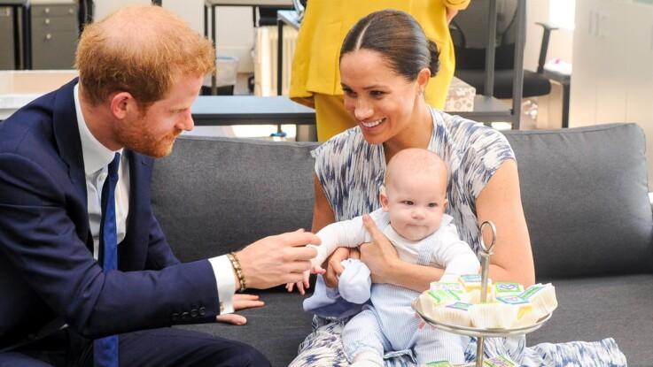 """Les propos choc de Meghan Markle : cet """"environnement toxique"""" auquel Archie a échappé en quittant la famille royale"""
