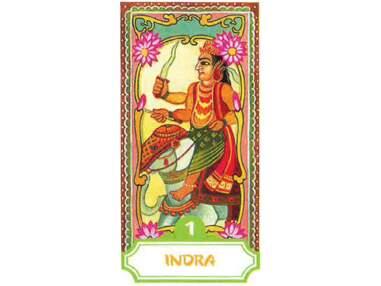Tarot hindou : la signification des 25 cartes du jeu