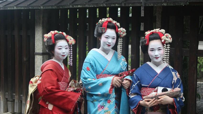Zoom sur la vie de geisha au Japon