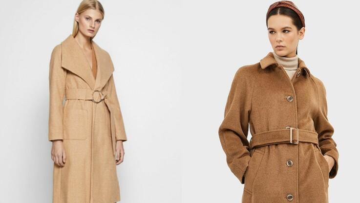 Tendance manteau camel : 10 nouveautés vraiment canons (Kate et Meghan l'ont déjà adopté !)