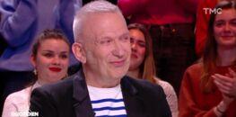 """Jean-Paul Gaultier en larmes lors de son passage dans """"Quotidien"""""""
