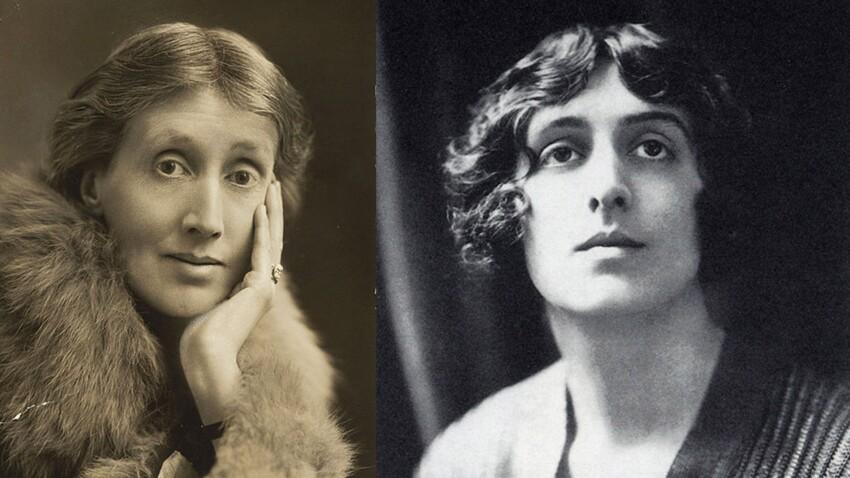 Virginia Woolf et Vita Sackville-West, une relation passionnelle