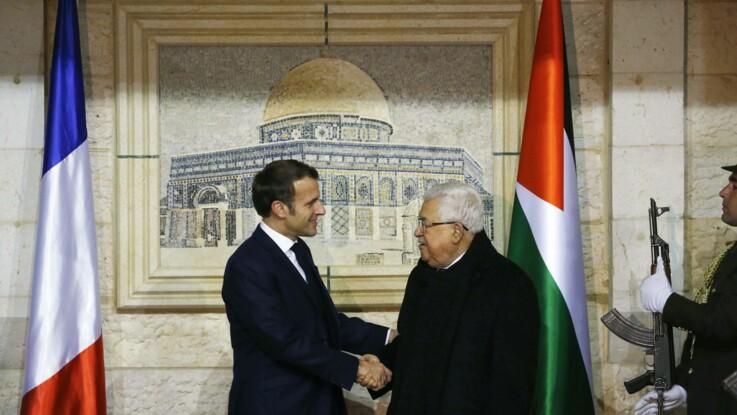 Emmanuel Macron en Israël: la boulette d'une journaliste de BFMTV et la réponse de la chaîne