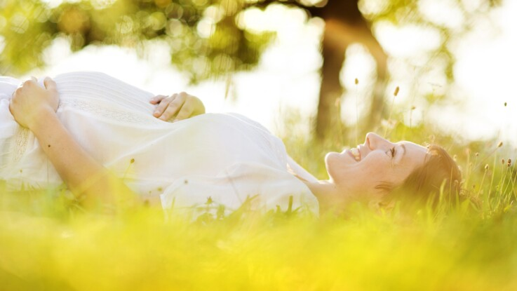 Grossesse: comment atténuer les bouffées de chaleur quand on est enceinte?