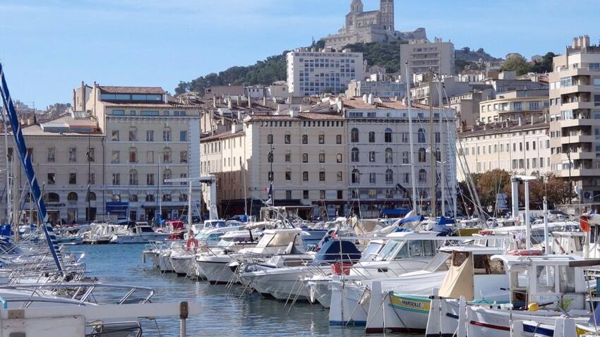 Marseille : quatre sites incontournables de la cité phocéenne