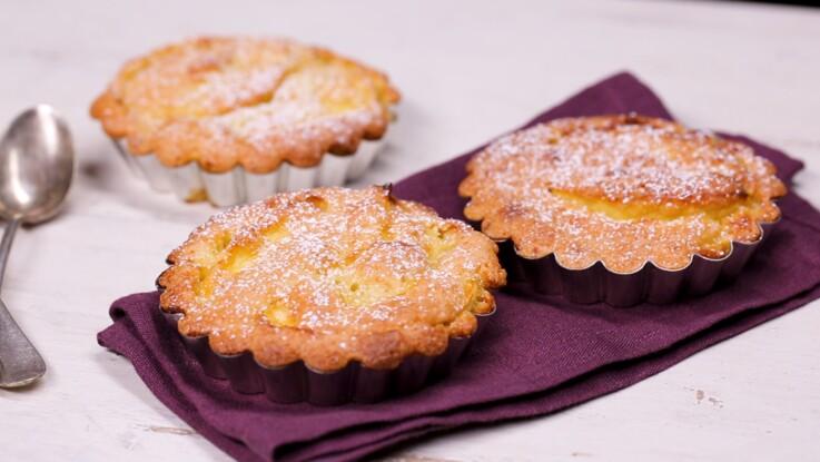Minis tartes aux pommes sans pâte : la recette gourmande en vidéo