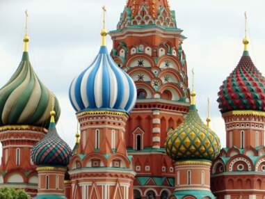 Moscou : la cathédrale Saint-Basile à la loupe
