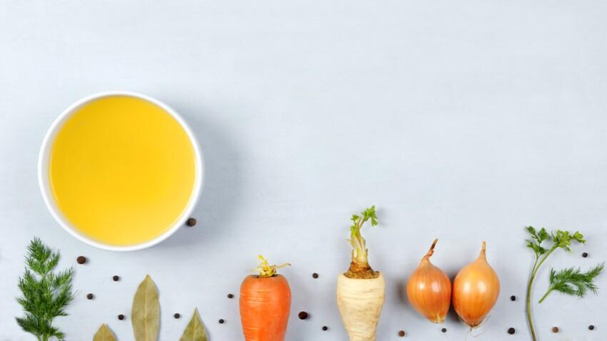 Bouillon détox : 3 recettes pour le préparer soi-même
