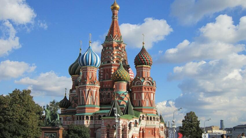 Moscou : découverte de la cathédrale Saint-Basile