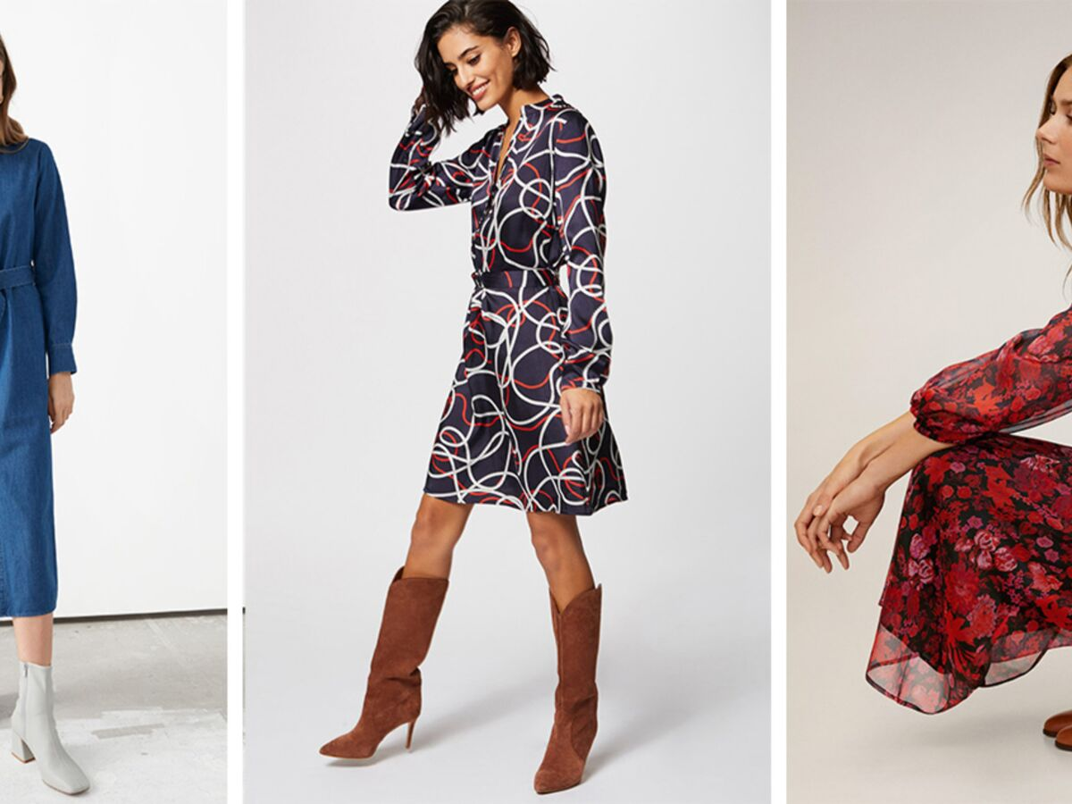 Robes Printemps Ete 2020 Les 20 Nouveautes Les Plus Canons Pour Toutes Les Morphos Femme Actuelle Le Mag