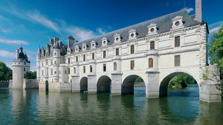 Visite guidée au château de Chenonceau