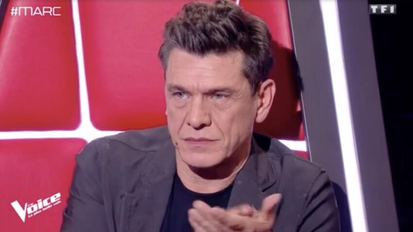 """""""The Voice"""" : pourquoi Marc Lavoine a-t-il fondu en larmes face à Louise ? Il se confie !"""