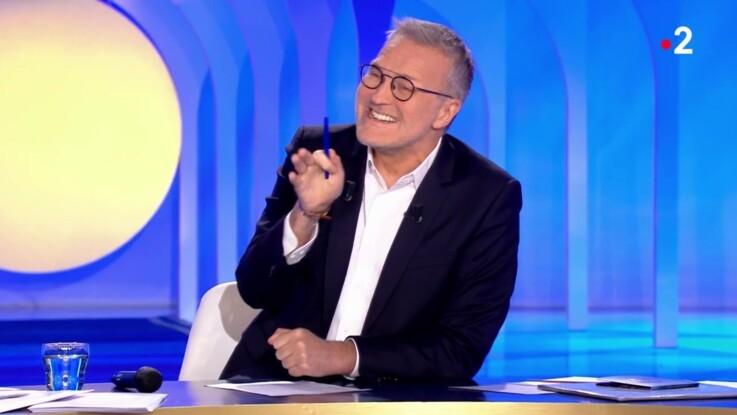On n 39 est pas couch la blague douteuse de laurent - Laurent ruquier on n est pas couche ...