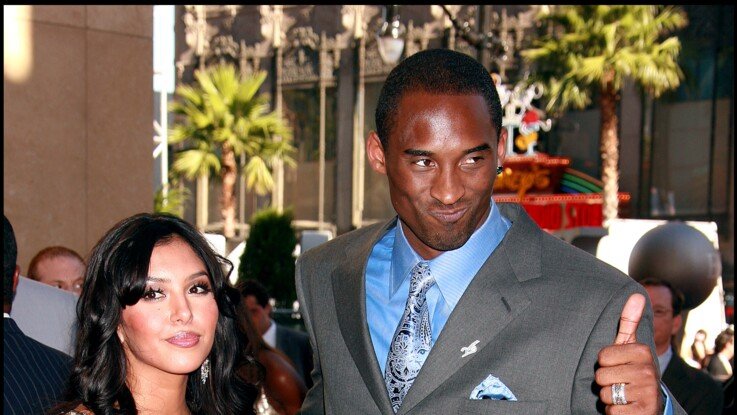 Mort de Kobe Bryant : qui est Vanessa Laine sa femme ?