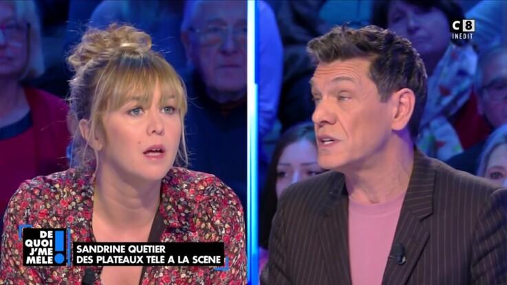 """Marc Lavoine : sa réponse cash au coup de gueule d'Enora Malagré dans """"De quoi j'me mêle"""""""