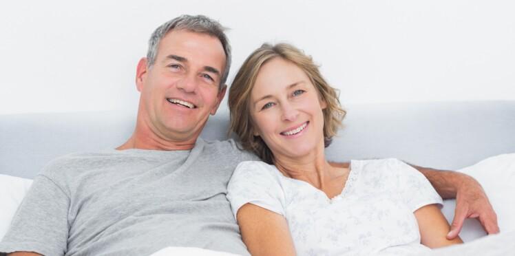 Sondage sur la ménopause: seule 1 femme sur 2 en couple en a déjà parlé avec son conjoint