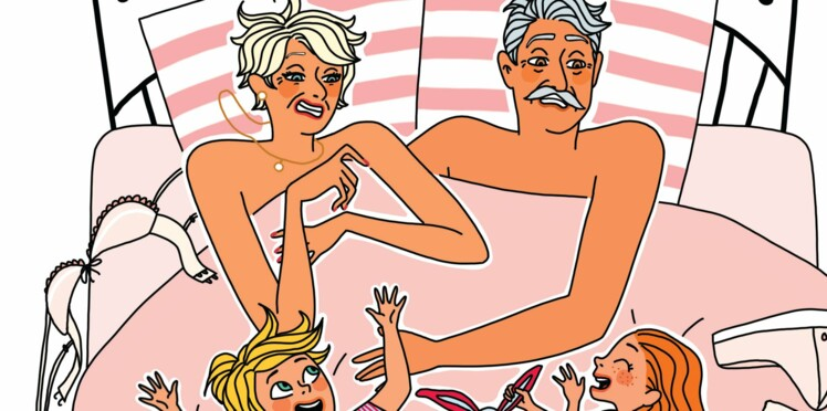 Sexo : depuis qu'on est grand-parents, on a moins envie