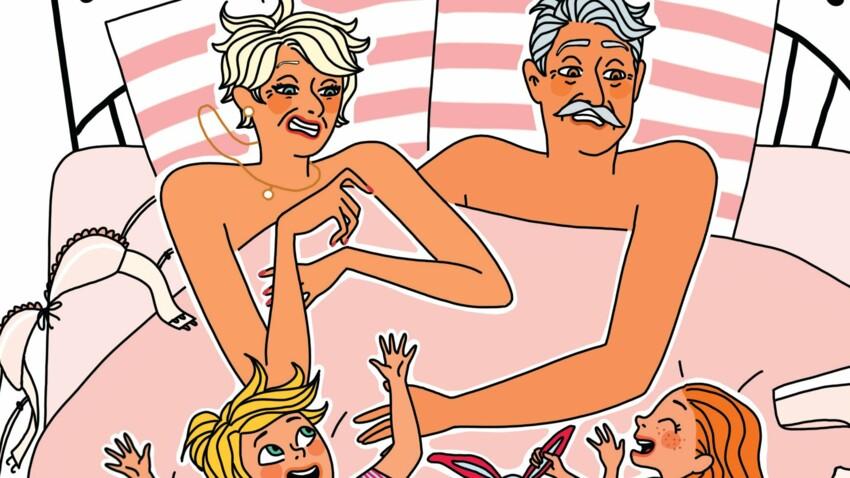 Sexo: depuis qu'on est grand-parents, on a moins envie