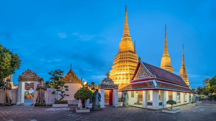 Bangkok : à la découverte du temple Wat Pho