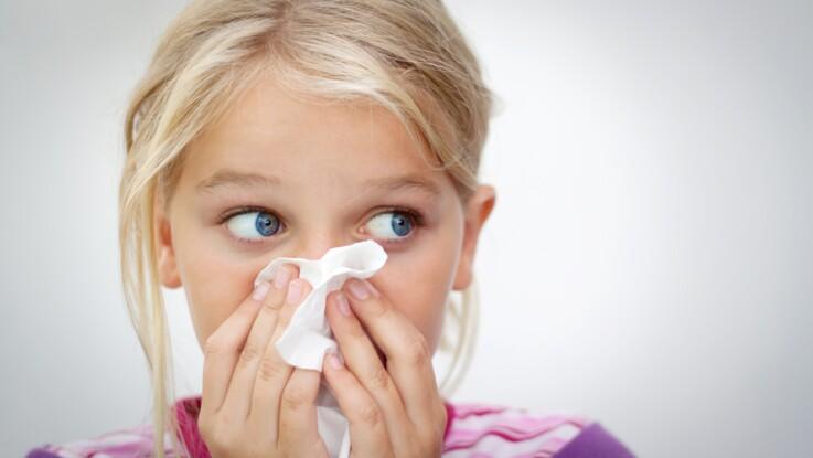 Rhume : 4 astuces d'un papa naturopathe pour soigner son enfant