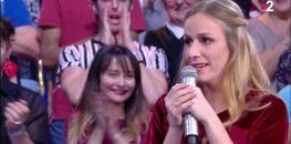 """Vidéo - """"N'oubliez pas les paroles"""" : navrée, Margaux demande pardon aux téléspectateurs"""