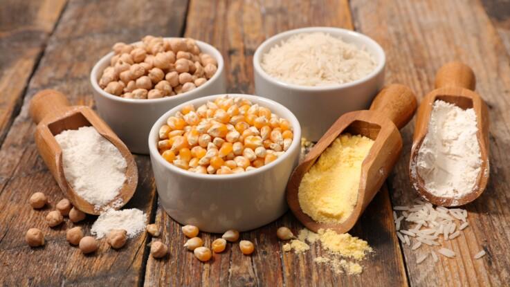 Farines sans gluten : la liste des alternatives à la farine de blé