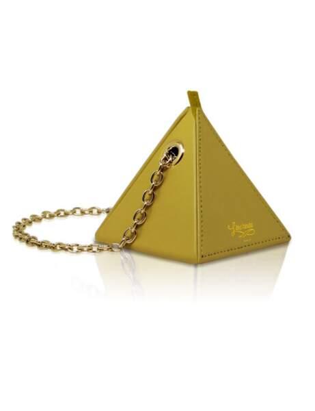 Tendance mini-sac : géométrique
