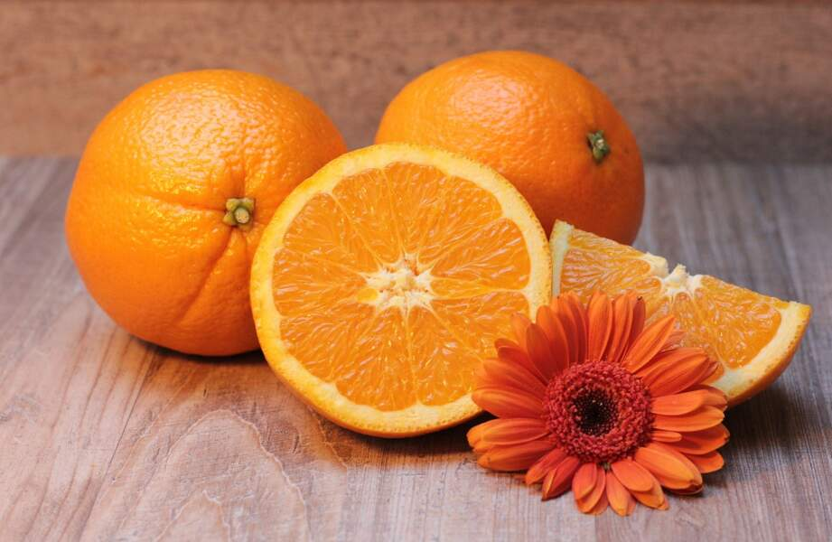L'orange pour dissiper l'odeur du tabac