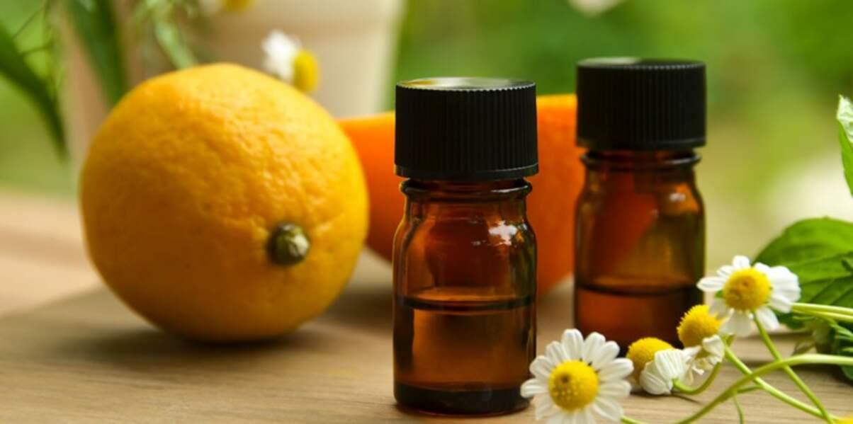 Les huiles essentielles pour tuer les bactéries