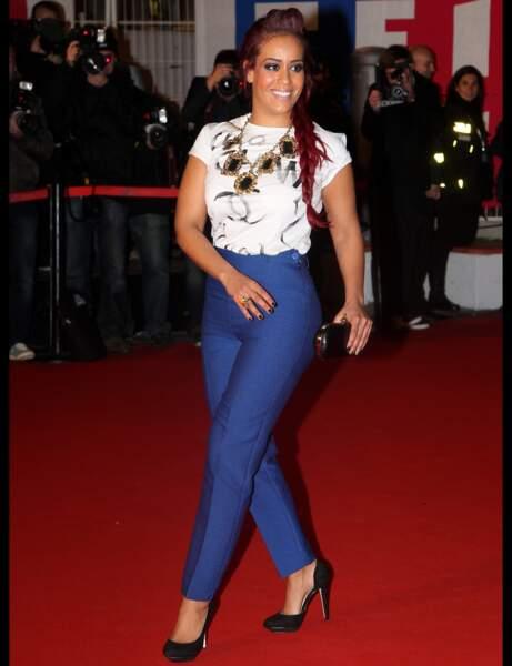 Amel Bent : en 2013