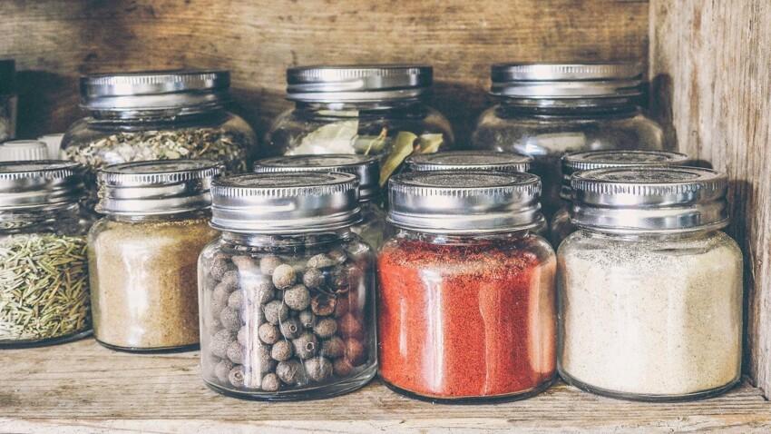 Epices : 5 variétés pour réveiller vos papilles !