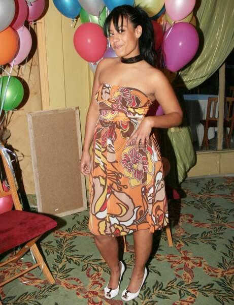 Amel Bent : en 2007