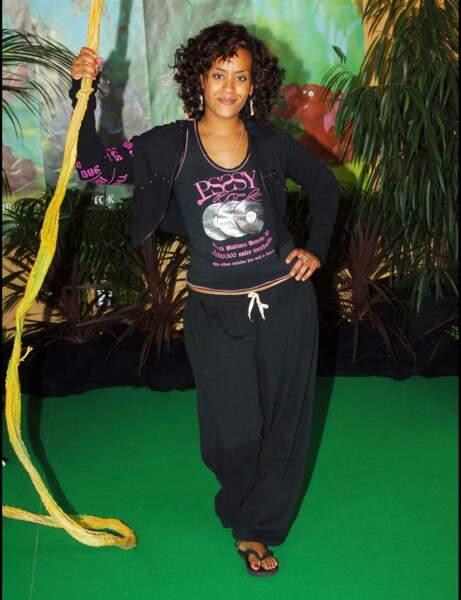 Amel Bent : en 2005