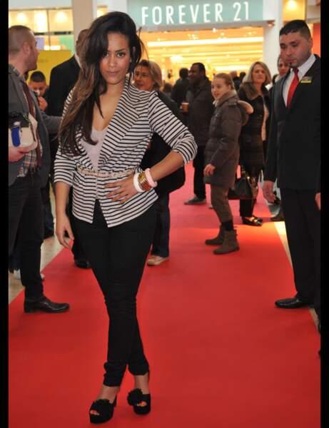 Amel Bent : en 2012