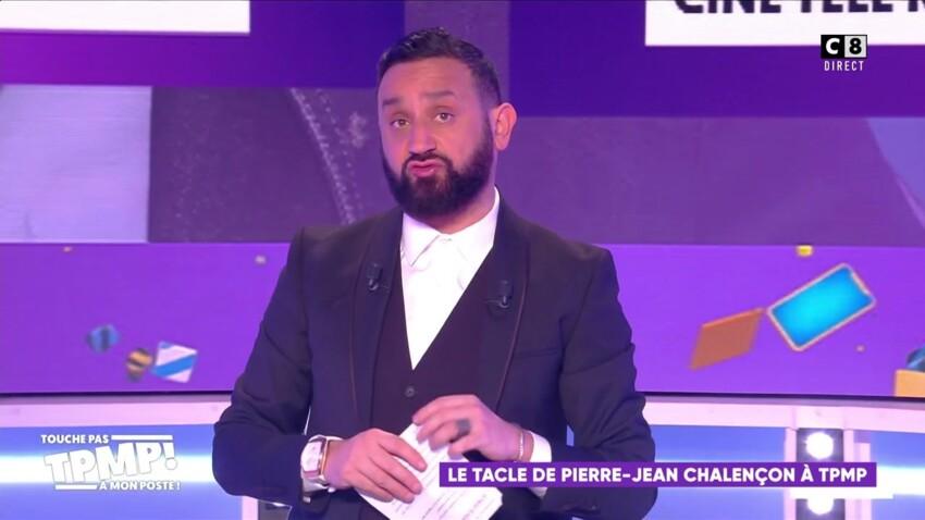 """""""Touche pas à mon poste"""" : clashé par Pierre-Jean Chalençon (""""Affaire Conclue""""), Cyril Hanouna répond à la polémique"""