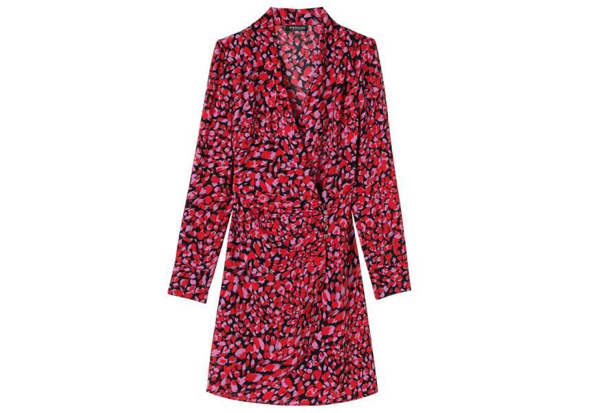 Saint-Valentin : la robe à coeurs de Morgan