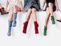 """Tendance chaussure : connaissez-vous la nouvelle folie mode """"mismatched shoes"""" ? (allez-vous adopter ?)"""