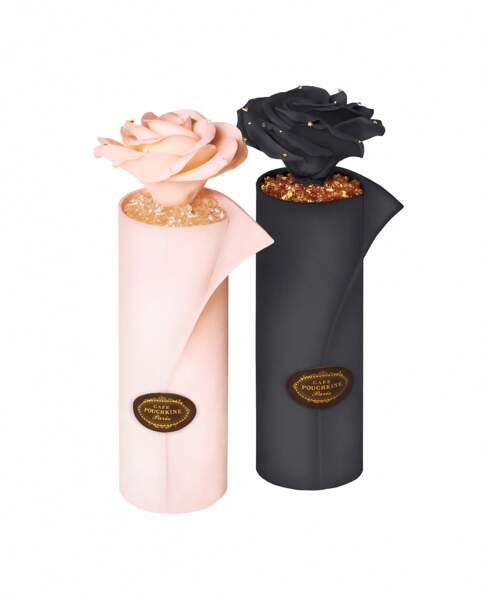 Les roses - Café Pouchkine