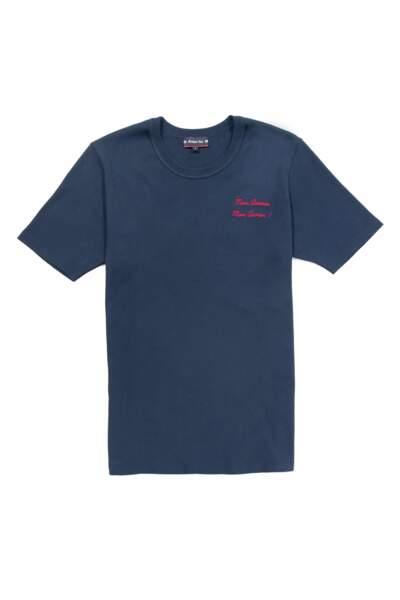 Saint-Valentin : le tee-shirt pour homme d'Armor Lux