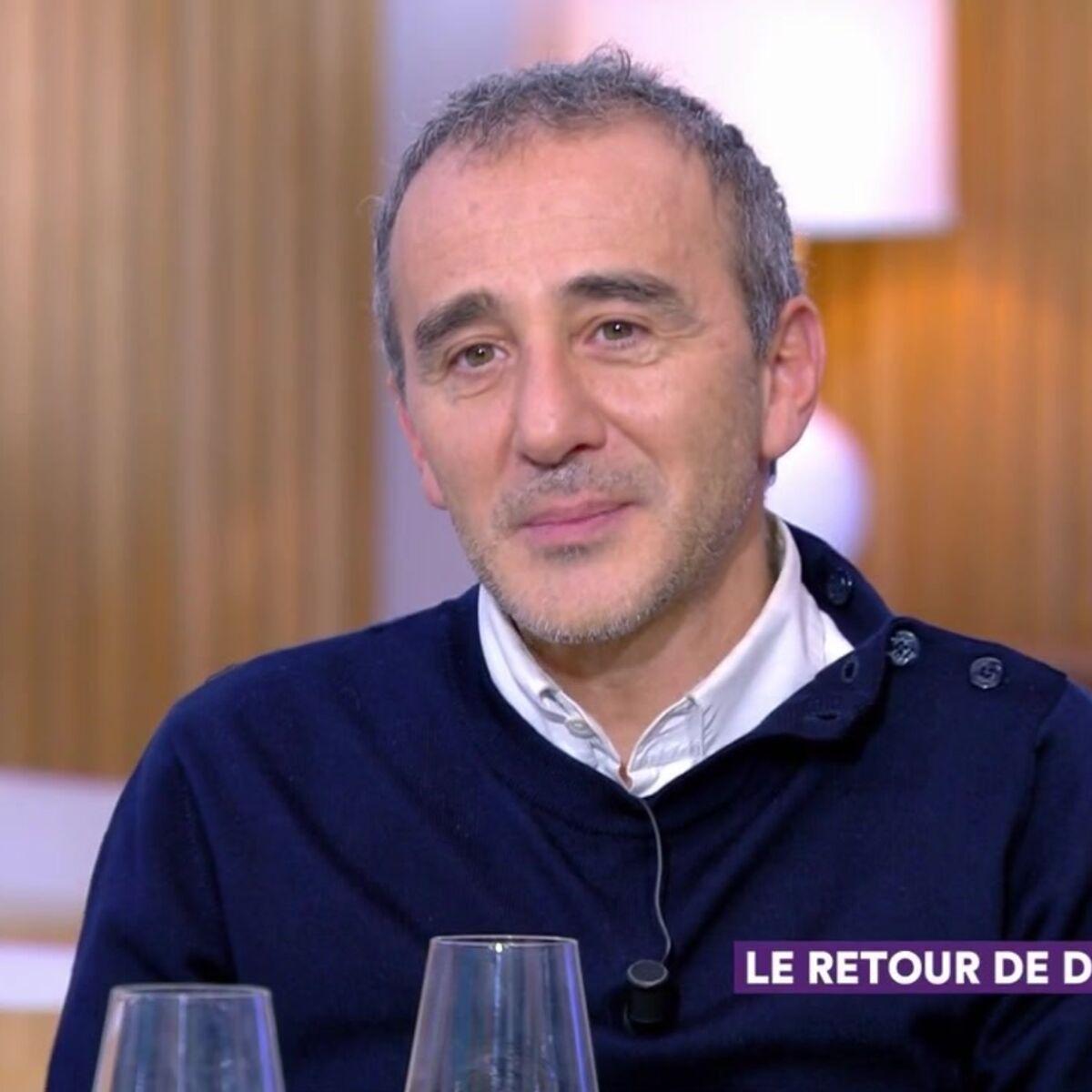 Elie Semoun Emu Il Se Confie Sur L Etat De Son Pere Atteint D Alzheimer Qui Continue A Perdre La Boule Femme Actuelle Le Mag