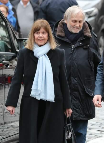 Chantal Goya et son mari Jean-Jacques Debout