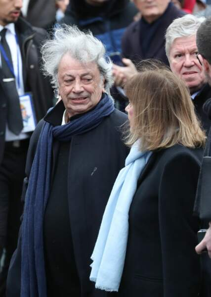 Hervé Vilard et Chantal Goya