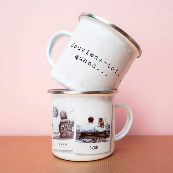 Mug pour deux - Cadeauxfolies