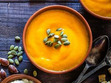 Soupe de potiron : nos meilleures recettes délicieuses et fumantes