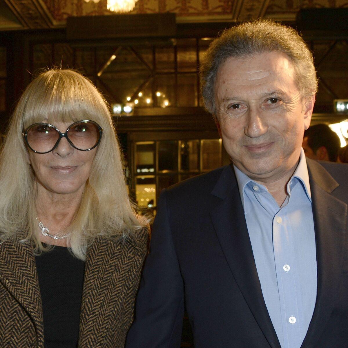 Michel Drucker Qui Est Sa Femme Dany Saval Femme Actuelle Le Mag