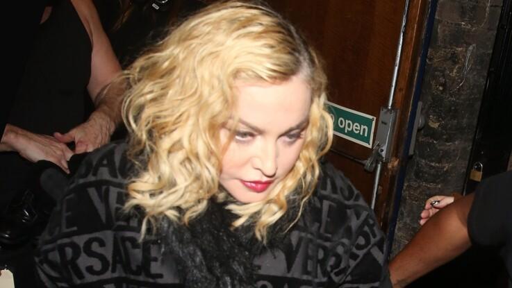 Madonna : elle déballe les détails de sa vie sexuelle en plein concert